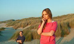 Paar am Strand, Beziehungskrise
